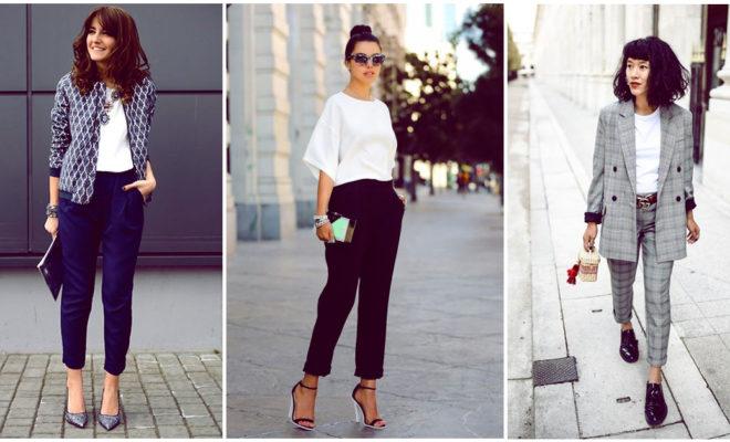 Aprende a combinar pantalones de vestir para una ocasión formal