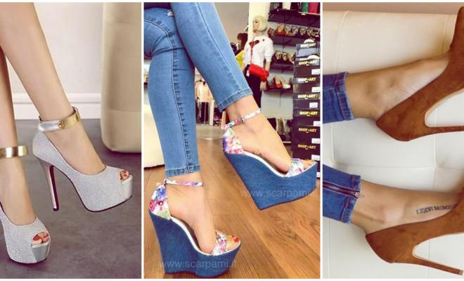 Modelos de zapatos que se consideran sensuales