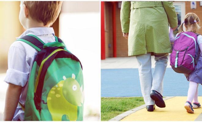 Tips para el primer día de clases de tu hijo