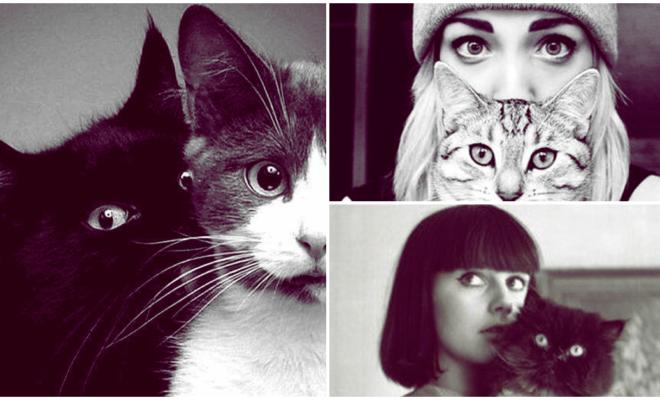 Adoptar un gato fue lo mejor que pude hacer, me protege de las energías negativas