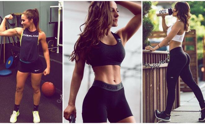 Tonifica tus brazos en ocho minutos y cuatro ejercicios