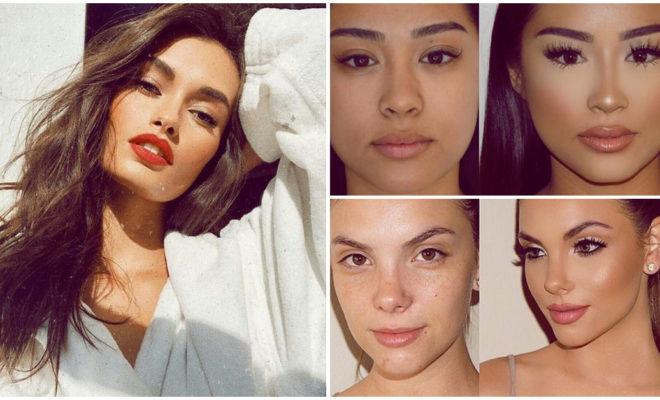 Cómo adelgazar tu nariz con makeup