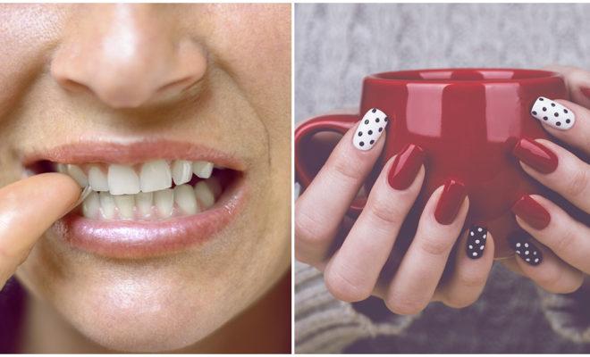 Tips para evitar morderte las uñas