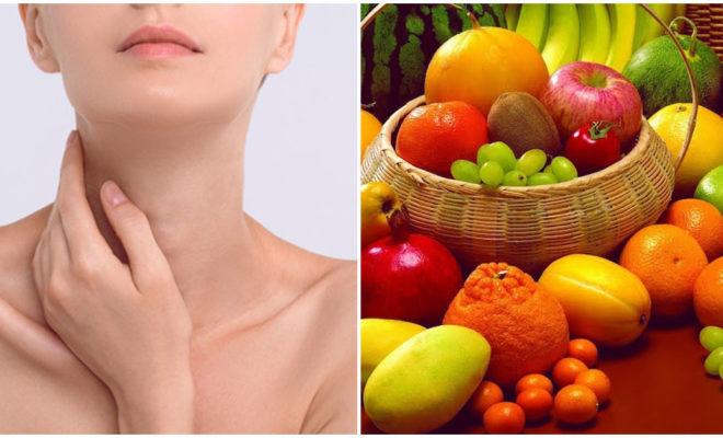 Alimentos que ayudan a reducir la papada