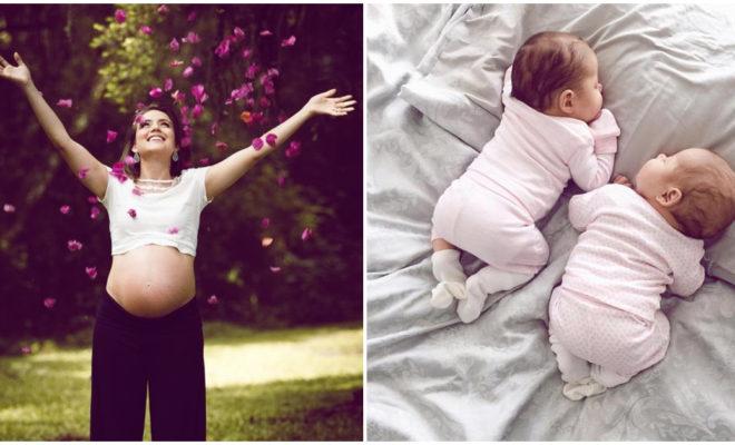 Estos factores aumentan la probabilidad de tener gemelos
