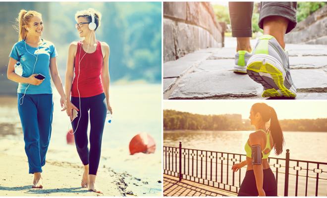 Ventajas de caminar 30 minutos, son más que moldear tus piernas