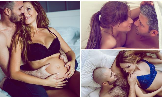 Durante el embarazo, ¿tu bebé puede sentir tus orgasmos?