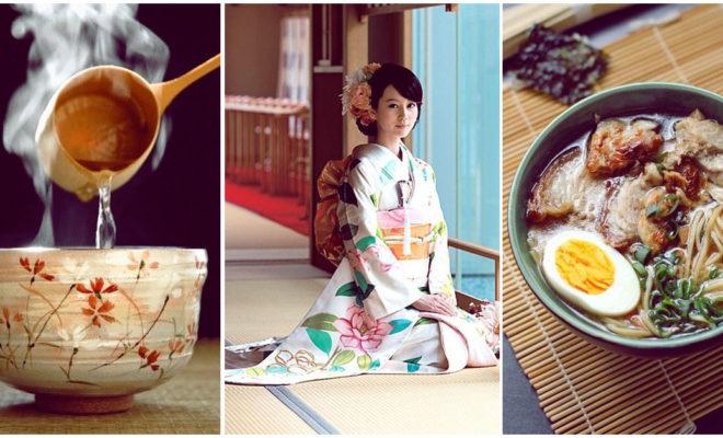 Antiguos secretos japoneses para mantenerte delgada y saludable