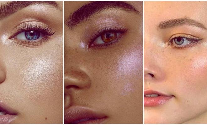 Glimmer: brillo en el maquillaje de verano