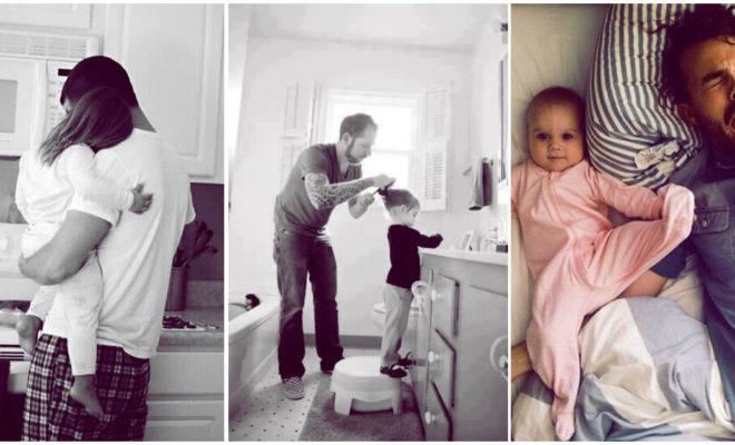 La magia que hay en la relación papá e hija
