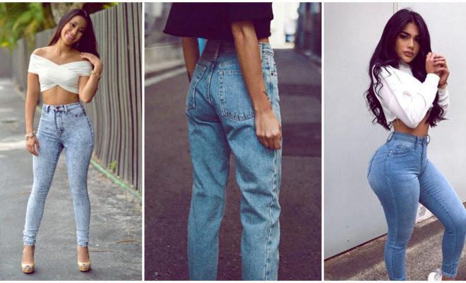 Jeans de acuerdo a tu tipo de cuerpo