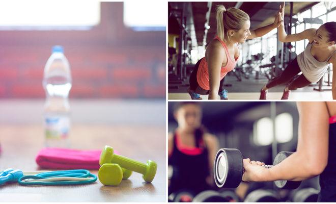 Maneras en las que puedes recuperar tu rutina en el gym