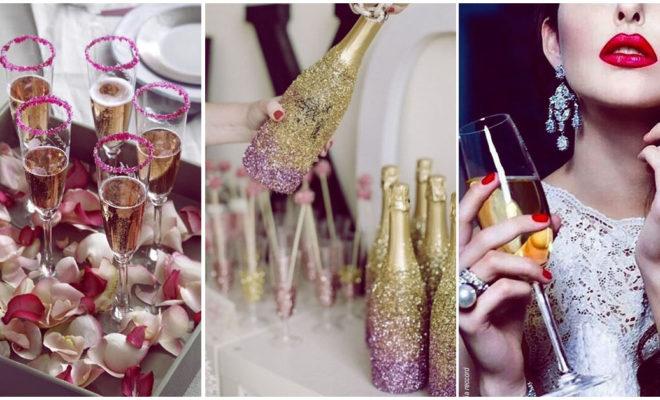 Errores que cometes al tomar champaña, ¡aguas, chicas!