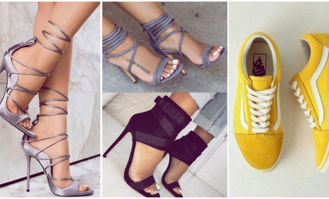 Esto es lo que puedes hacer cuando no sabes qué zapatos usar