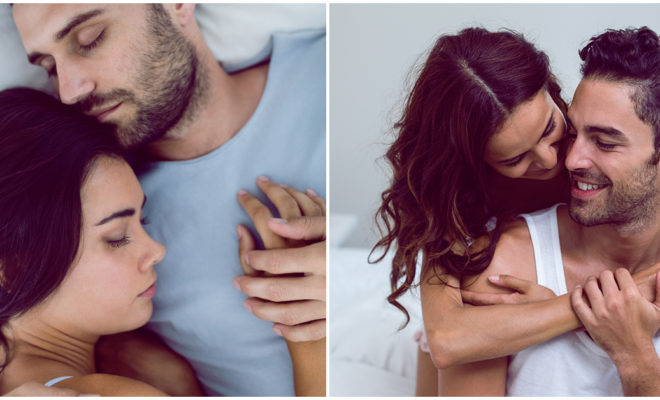 Dormir en la misma cama es indispensable para tener una relación sana