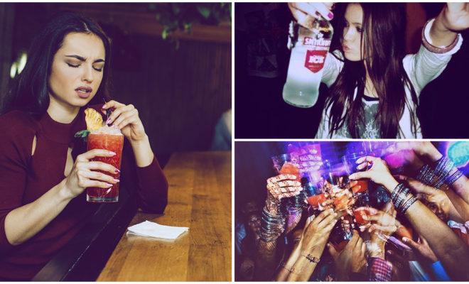 Cómo se siente ser la chica que no toma en las fiestas