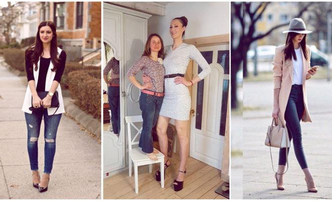 Trucos de moda que toda mujer alta debería saber