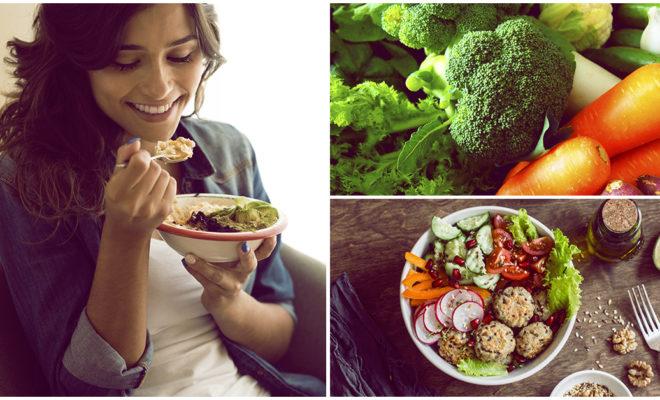 Qué hacer para volverte vegetariana