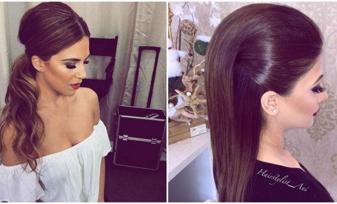 Peinados elegantes para las chicas formales