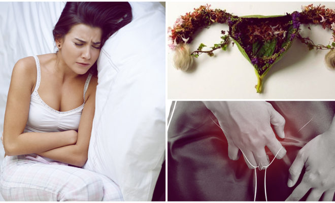 Vulvodinia, una enfermedad sexual que se caracteriza por un dolor en los labios vaginales