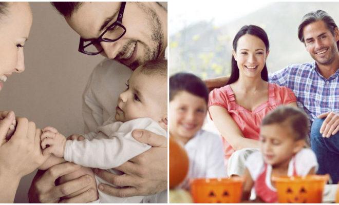 Primeras etapas que viven padres e hijos