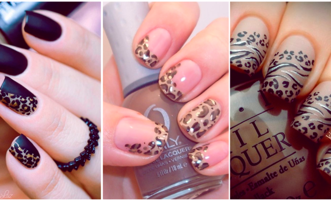 Animal print en tus uñas: ¿te animas?