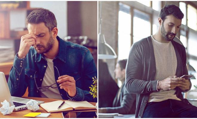 Hombre adicto al trabajo: ¿cómo lidiar con él?