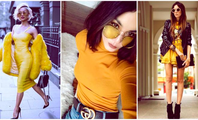 Los mejores consejos para llevar el color amarillo en tu outfit con estilo