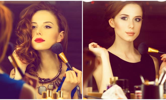 Errores que cometes con tu makeup y te avejentan