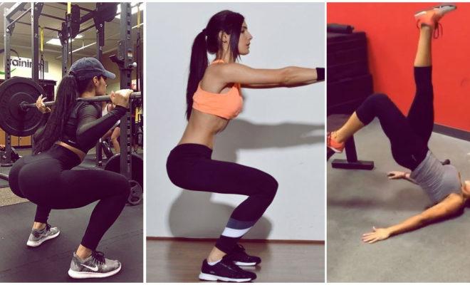 Variantes de squat que tienes que probar en el gym
