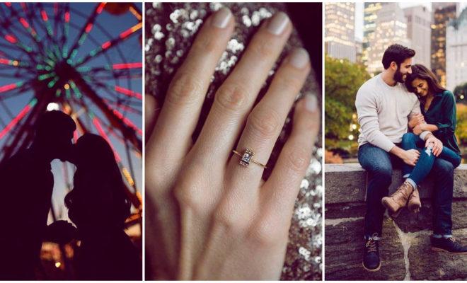 Propuestas de matrimonio super románticas