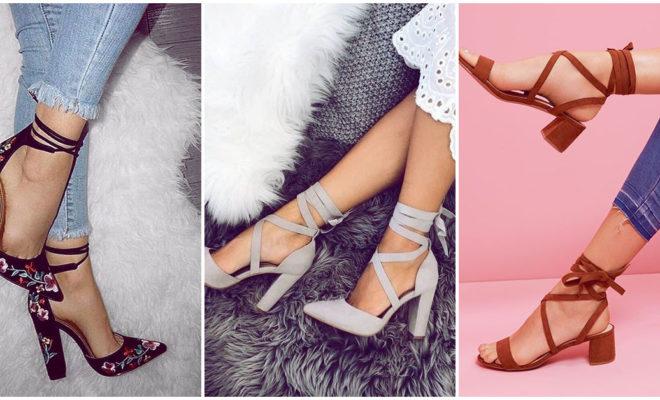 Si eres chaparrita, estos zapatos serán tus mejores aliados
