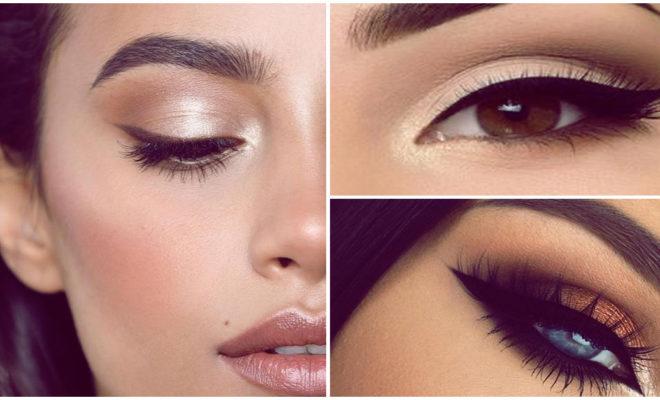 Cómo delinear tus ojos según su forma