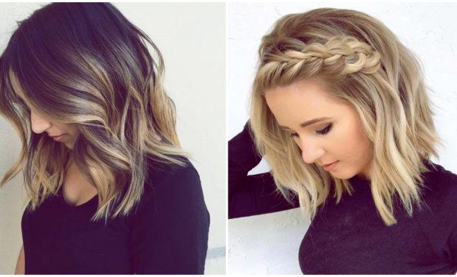 Peinados para cabello corto que amarás