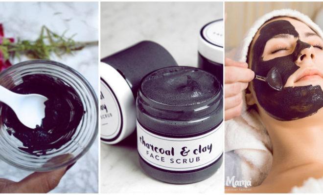 DIY: exfoliante y limpiador facial de carbón activo