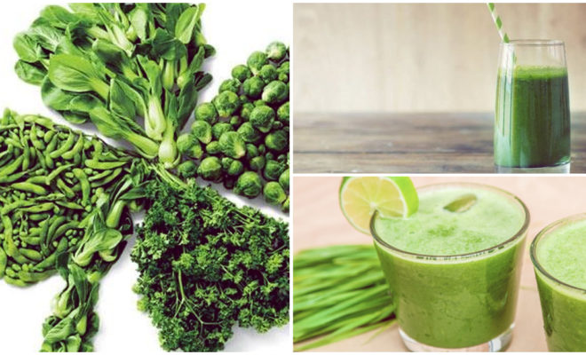 5 razones por las que tu dieta debe ser verde