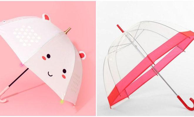Tips para elegir el mejor paraguas y lucirlo con estilo