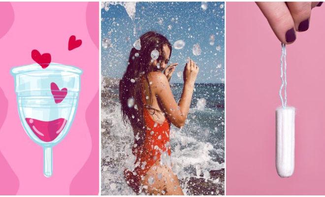 Soluciones sencillas para disfrutar del verano aunque estés en tus días