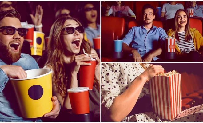 8 tipos de personas que te encuentras siempre en una sala de cine