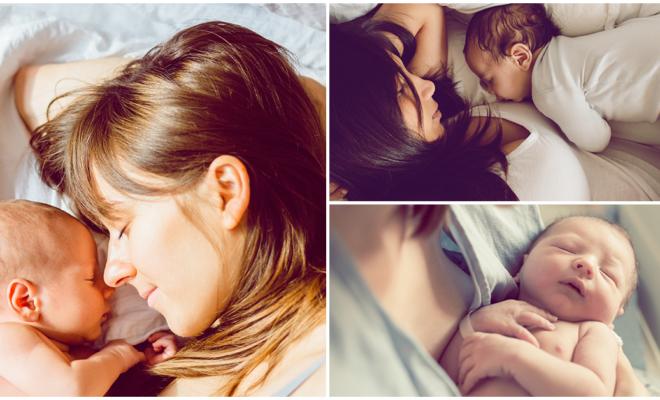 Consejos que toda mamá primeriza debe conocer para dormir a su bebé