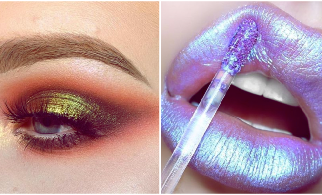 De verdad necesitas usar este maquillaje metálico