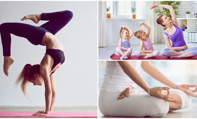 4 beneficios de practicar yoga, ¡te encantarán!