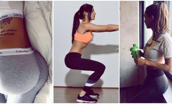 Ejercicios para fortalecer pompis y tenerlas redonditas sin ir al gym