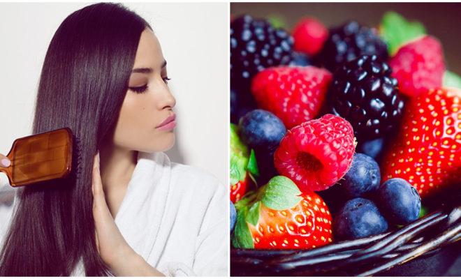Descubre los alimentos que nutren el cabello