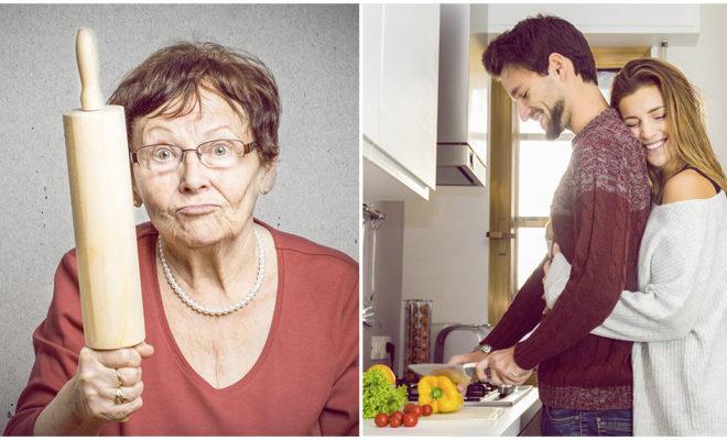 """Seguir o no los consejos de mi suegra """"para cuidar a su hijo"""""""