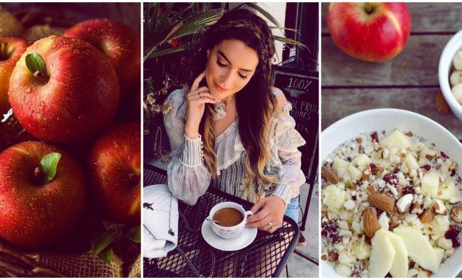 En qué te favorece comer manzanas todos los días