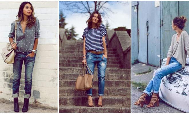 Adiós, mom jeans; bienvenidos, jeans de moda de este año 2018