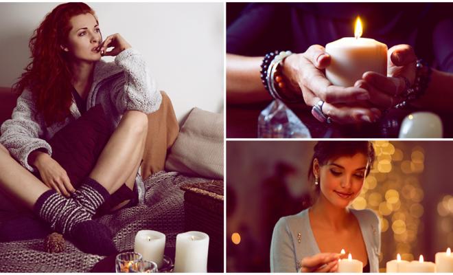 Cómo hacer tus propias velas aromáticas