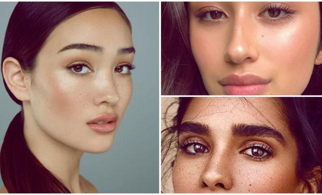 Cómo dejar de usar tanto maquillaje y aún así verte arreglada