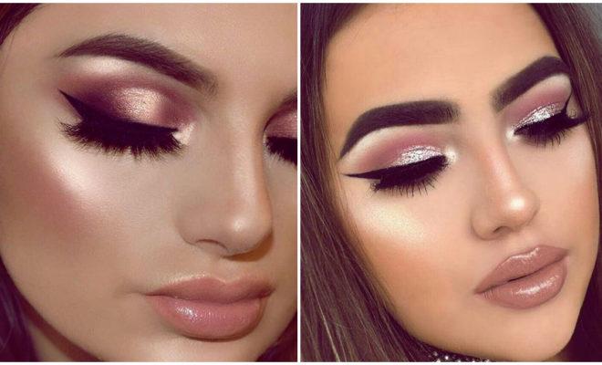 Crea tu propio makeup en tonos rosas